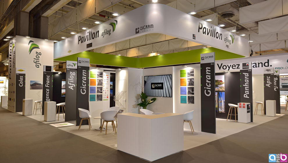 Salon professionnel : mutualiser les investissements